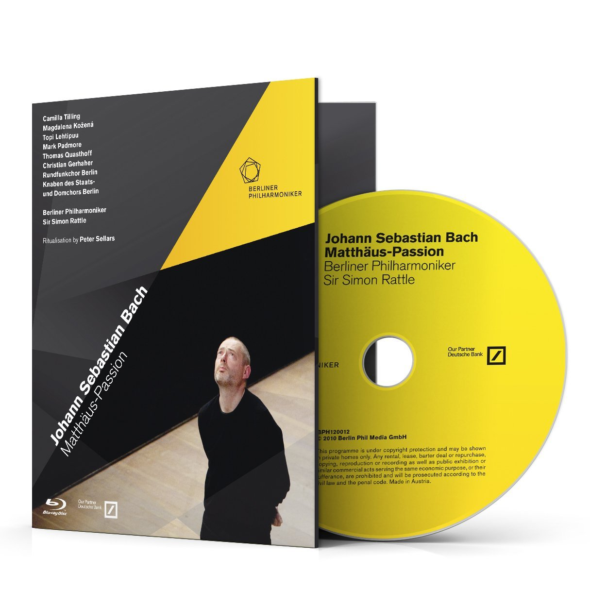 Matthaus Passion Bwv 244 Discography Part 8 Complete Recordings Topi Youtube 2010 2019